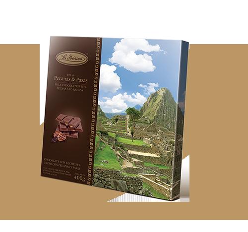 La Iberica Chocolate Con Cacao Peruano